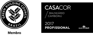 CASACOR Balneário Camboriú - 2017 Profissional - Editora Abril | Green Building Councik - Membro